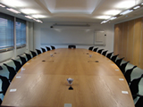 AURP - Meeting Rooms & Data Hub
